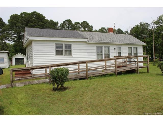 655 Sand Bank Rd, Port Haywood, VA 23138