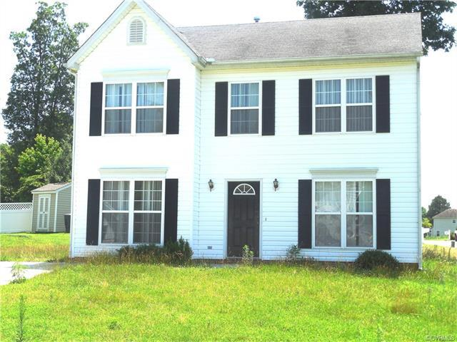 16649 Amherst Oak Ln, Colonial Heights, VA 23834