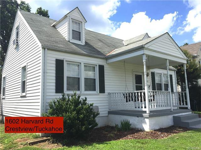 1602 Harvard Rd, Richmond, VA 23226