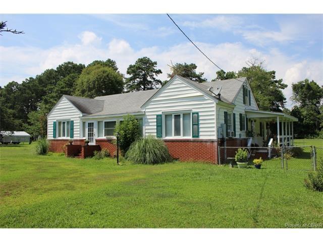 254 Evans Rd, Mathews, VA 23109