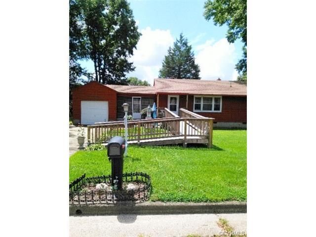 3026 Grace St, Hopewell, VA 23860