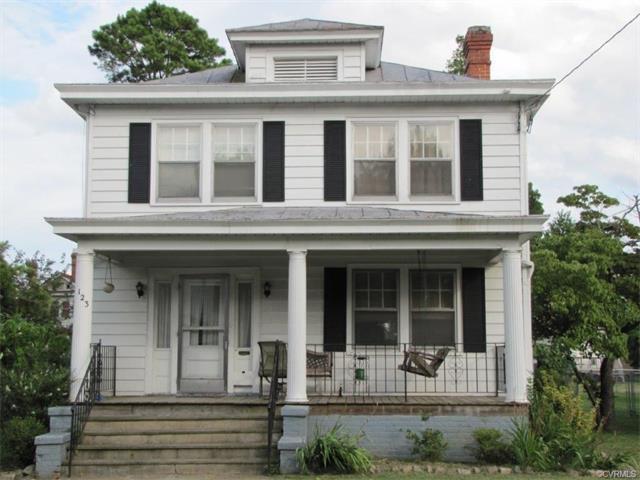 123 Hamilton Ave, Colonial Heights, VA 23834