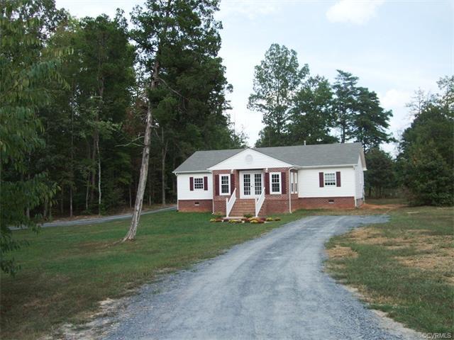 396 Sugar Fork Road, Cumberland, VA 23040