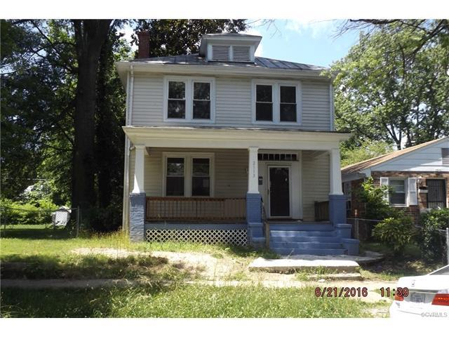 2113 Gordon Ave, Richmond, VA 23224