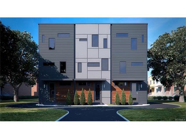 Tbd Robinson Square Alley Unit #3, Richmond, VA 23220