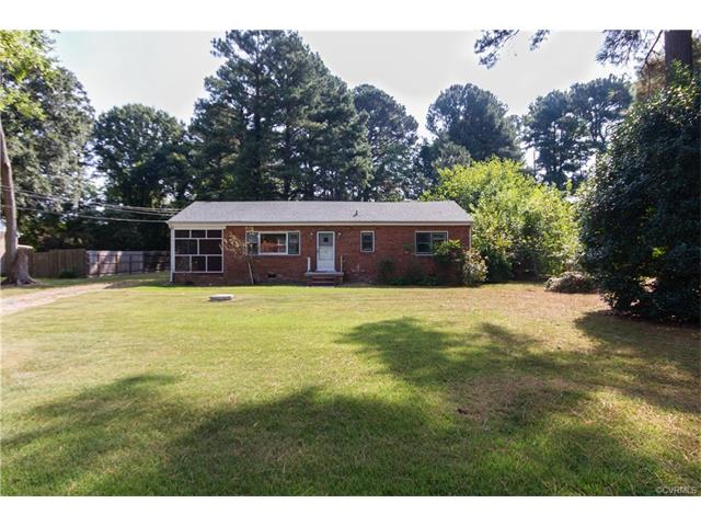 2707 Forest Hills Rd, Petersburg, VA 23805