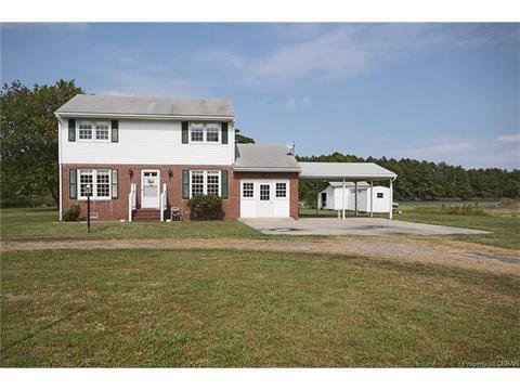 411 Piney Point Rd, Mathews, VA 23130