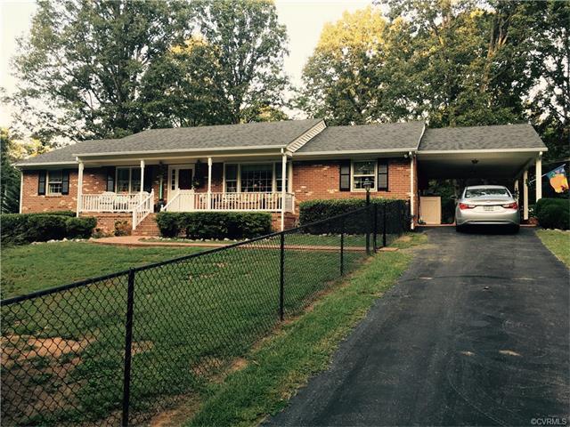 8501 Woodland Dr, Amelia Court House, VA 23002