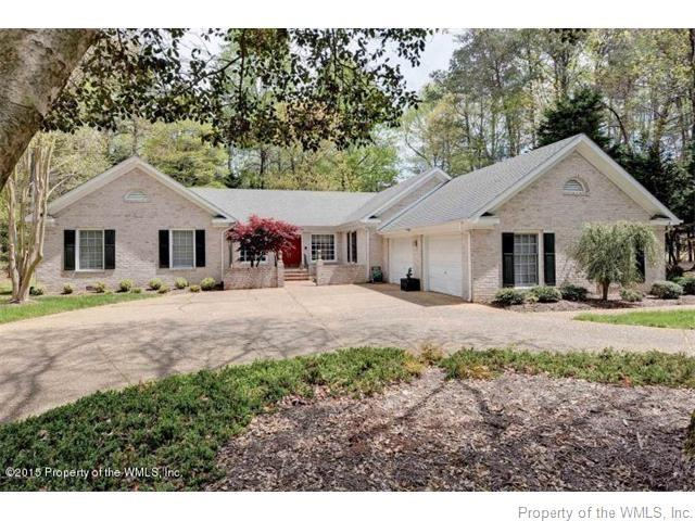 5 Parke Ct, Williamsburg, VA 23188