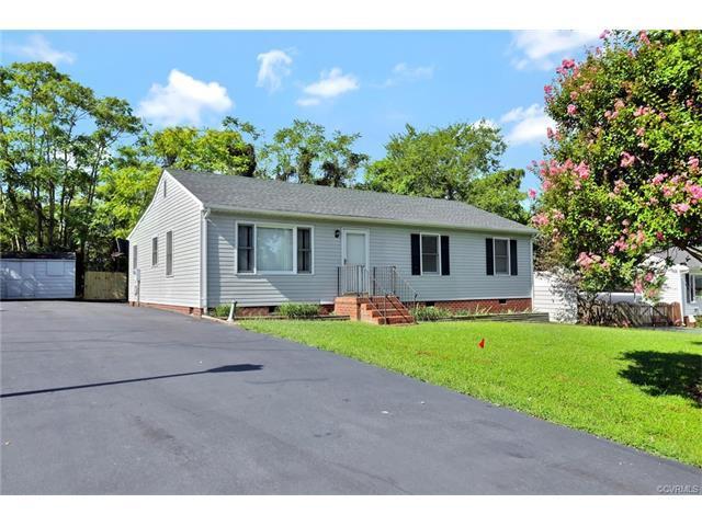 6499 Luther Bosher Ln, Mechanicsville, VA 23111