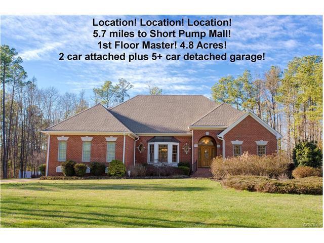 11165 Cauthorne Rd, Glen Allen, VA 23059