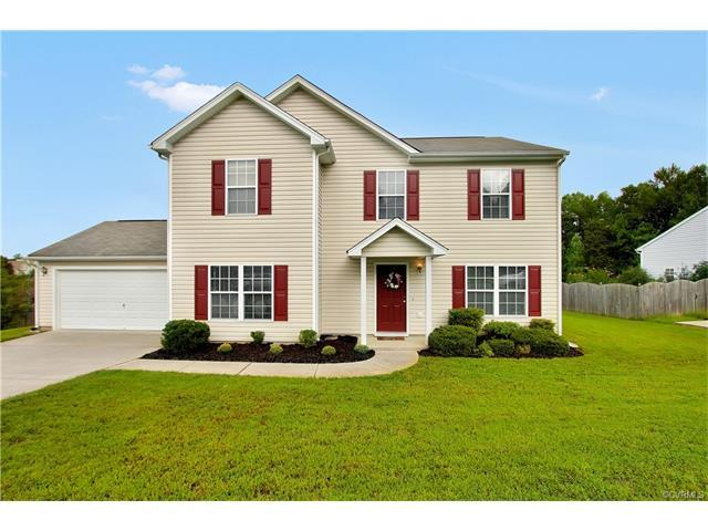 2814 Oxley Dr, Chester, VA 23831