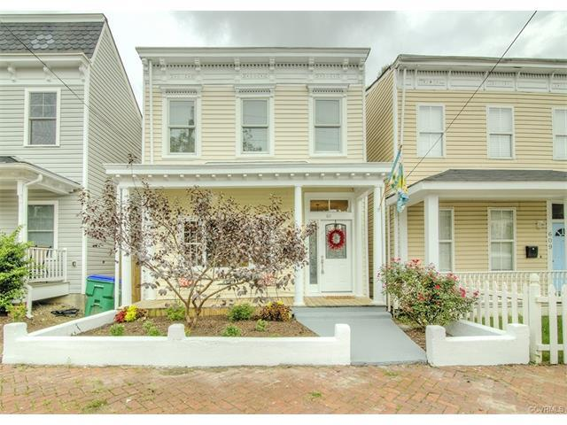 611 N 31st St, Richmond, VA 23223