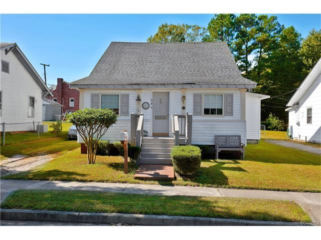 504 Brown Ave, Hopewell, VA 23860