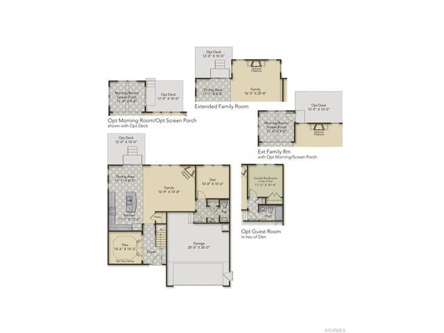 6254 Gossamer Terrace, Chesterfield, VA 23120