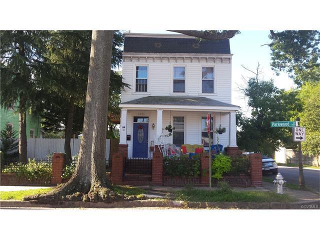 3141 Parkwood Ave, Richmond, VA 23221