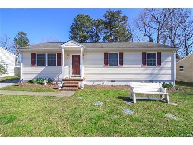 365 Red Oak Dr, Hopewell, VA 23860