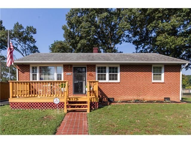 9548 Dawnshire Rd, Richmond, VA 23237