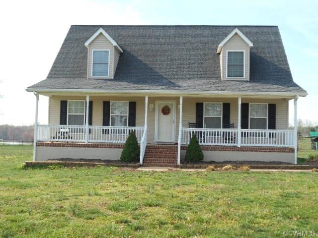 32 Gold Hill Rd, Buckingham, VA 23123
