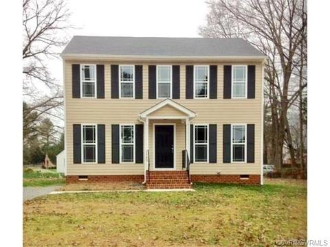 1701 Old Williamsburg RdSandston, VA 23150