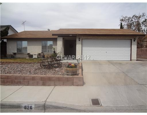 626 Paloma Dr, Boulder City, NV 89005