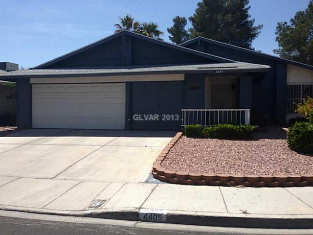 4405 Rosebank Cr, Las Vegas, NV 89108