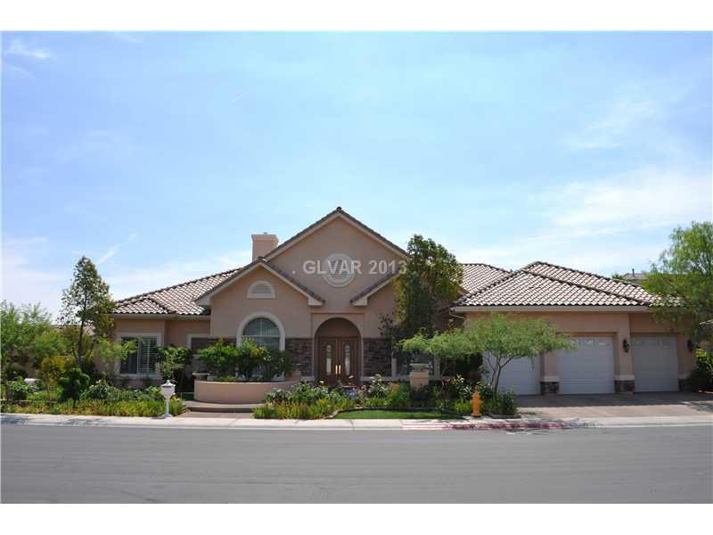 3004 Beach View Court, Las Vegas, NV 89117