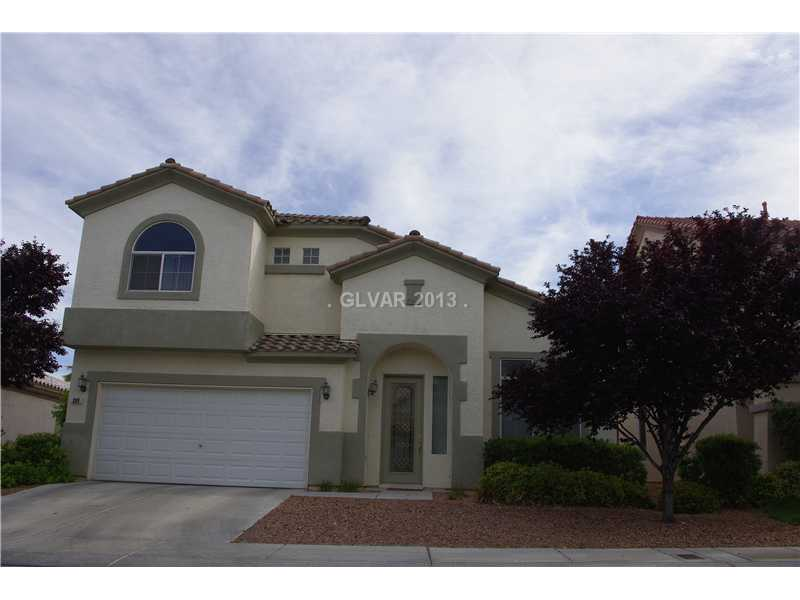 309 Falcons Fire Ave, Las Vegas NV 89148