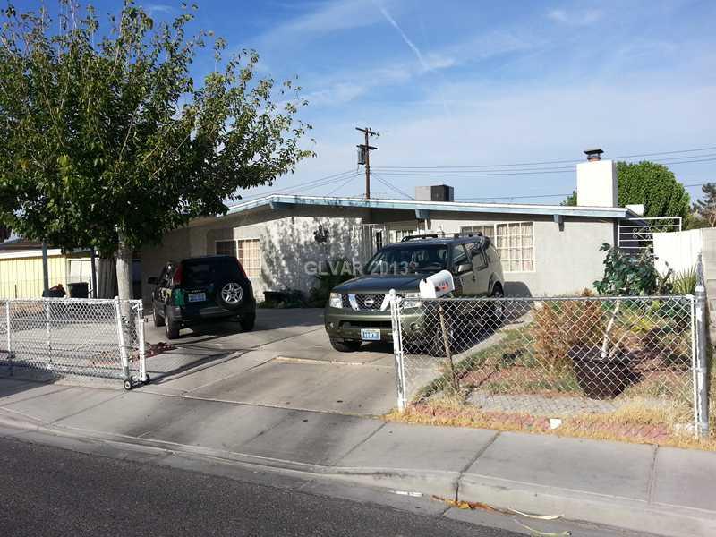 708 N Bruce St, Las Vegas, NV
