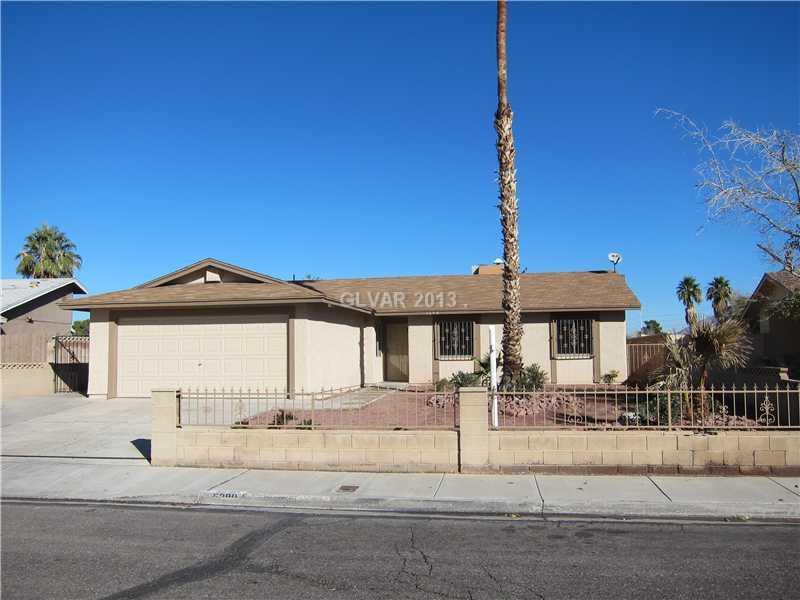 5290 Plainview Ave Las Vegas, NV 89122