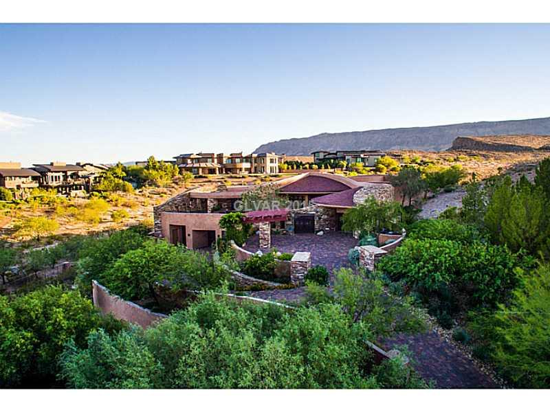 55 Promontory Ridge Dr, Las Vegas, NV