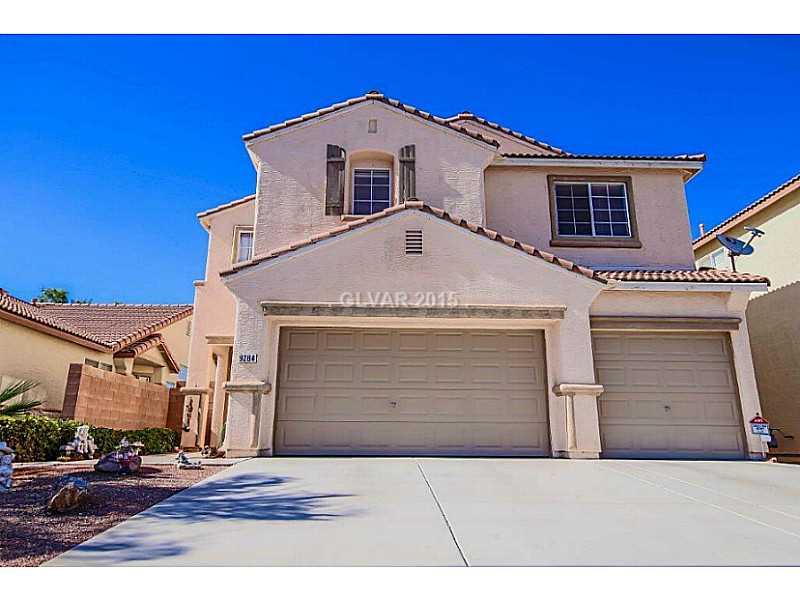 9284 Monterey Cliffs Ave, Las Vegas, NV