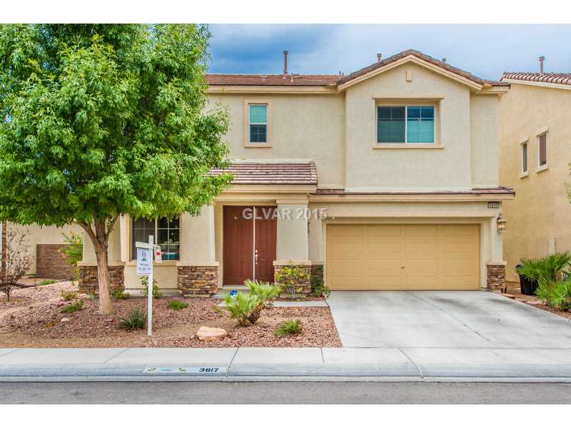 3817 Alpine Track Ave, North Las Vegas, NV