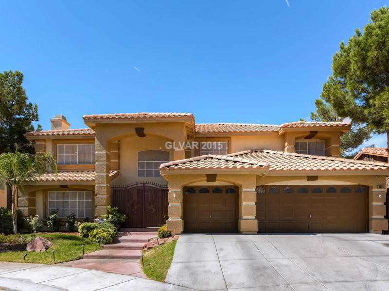 3805 Cranbrook Hill St, Las Vegas, NV