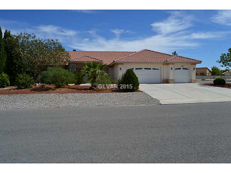 6301 S Waterford St, Pahrump, NV