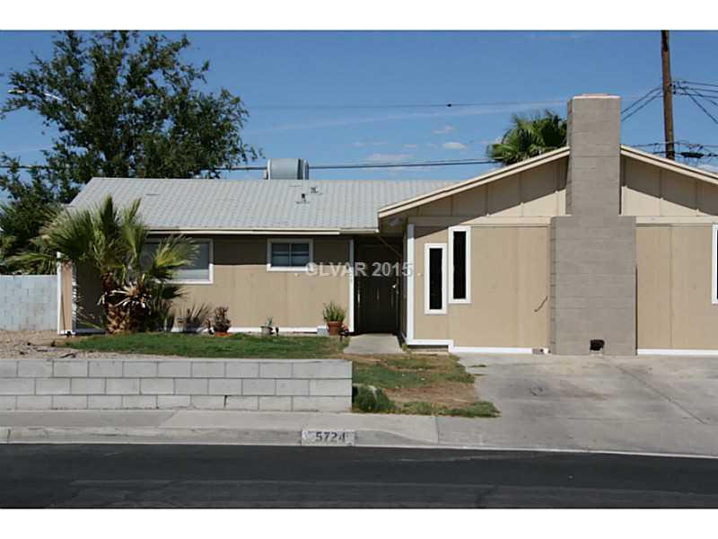 5724 Eugene Ave, Las Vegas, NV
