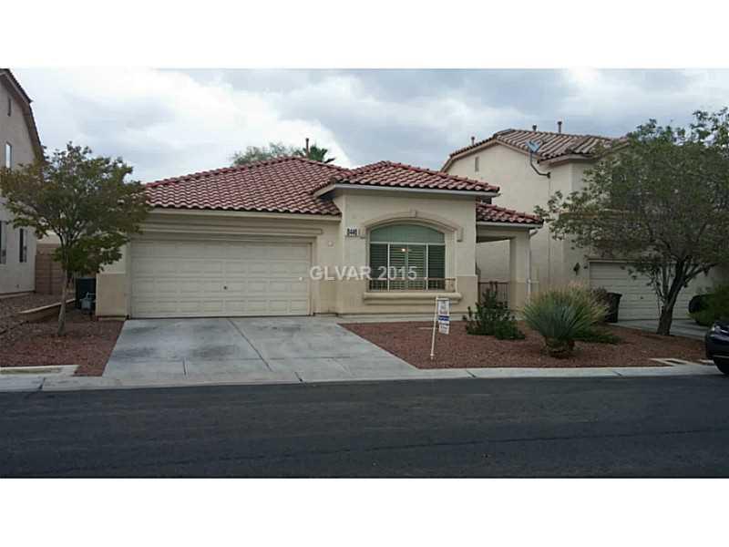 8446 Cobble Village Ct, Las Vegas, NV