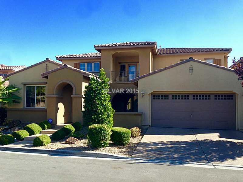 12133 Vista Linda Ave, Las Vegas, NV
