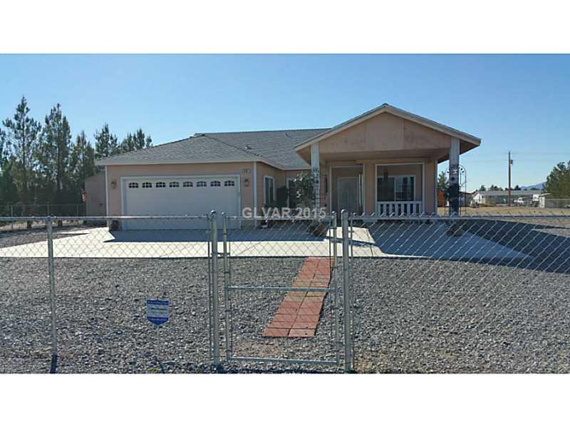 3401 E Kellogg Rd, Pahrump, NV