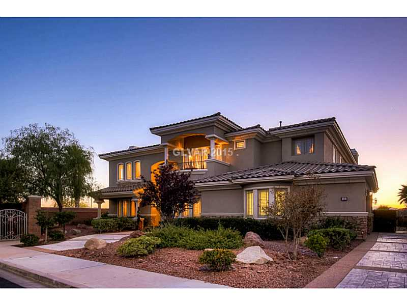 861 Majestic Ridge Ct, Henderson, NV