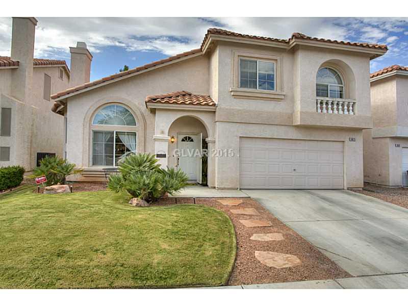9825 Silver Chaps Ct, Las Vegas, NV