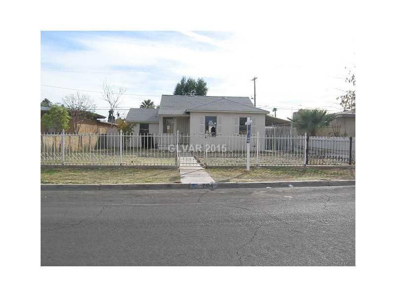 2104 Walnut Ave, Las Vegas, NV
