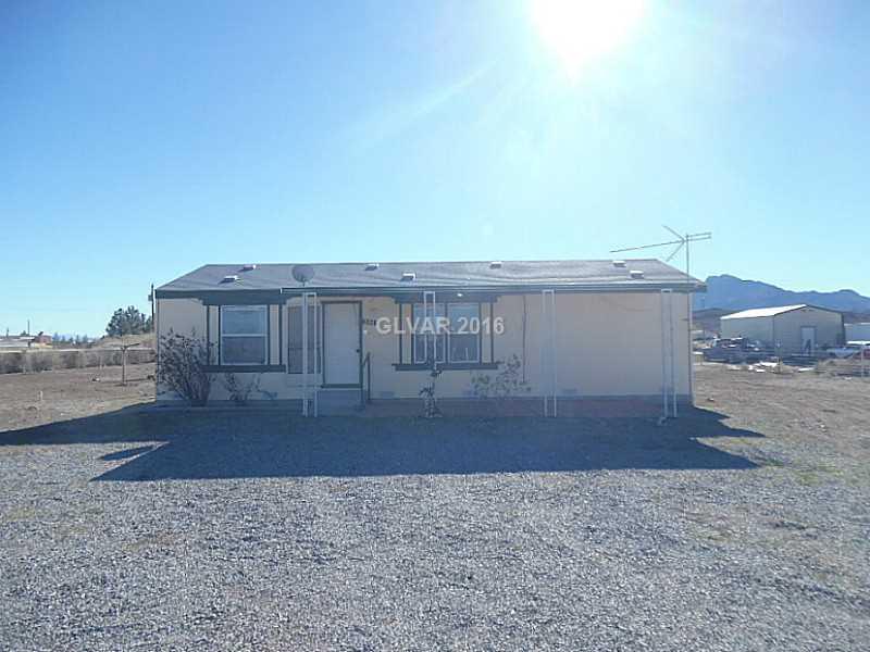 4581 W Rancho Rd, Pahrump, NV