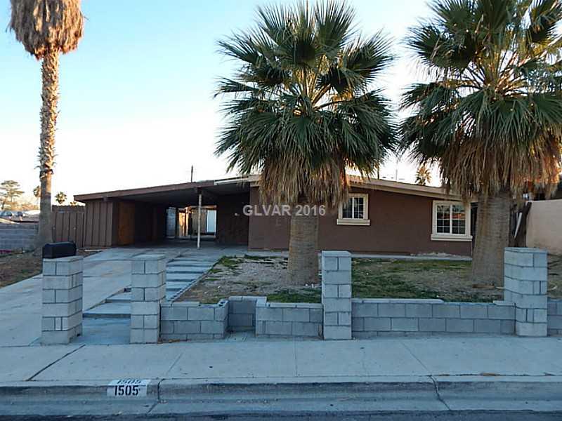 1505 E Wilson Ave, Las Vegas, NV