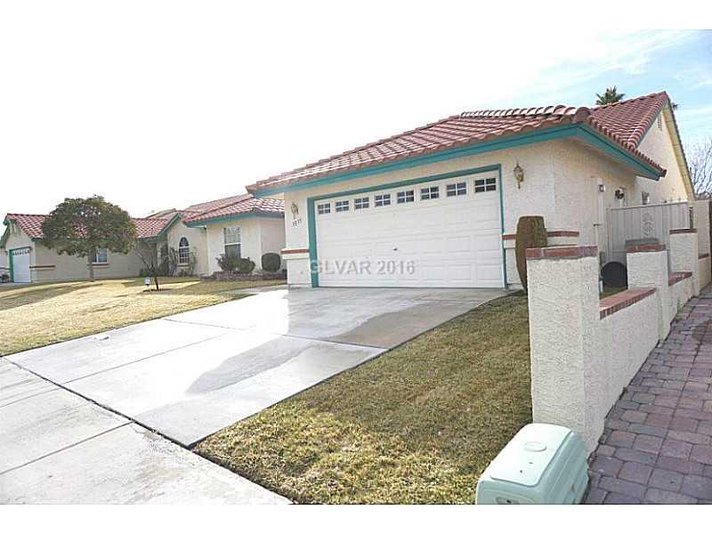3839 Moongate Cir, Las Vegas, NV