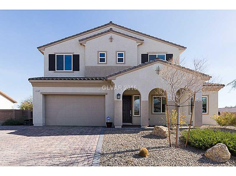 4716 Overlook Ranch St, North Las Vegas, NV