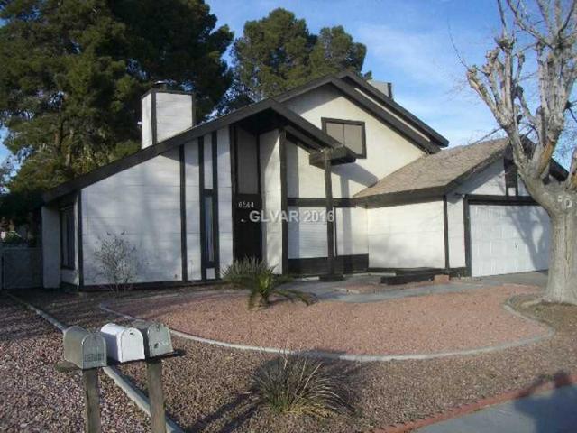 6544 S Minton Ct, Las Vegas NV 89103