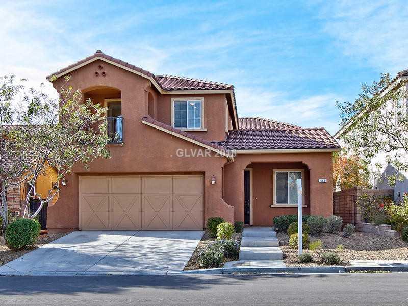 549 Bachelor Button St, Las Vegas, NV
