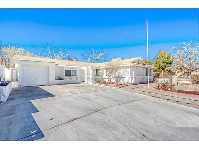 4409 Ridgeville St, Las Vegas NV 89103