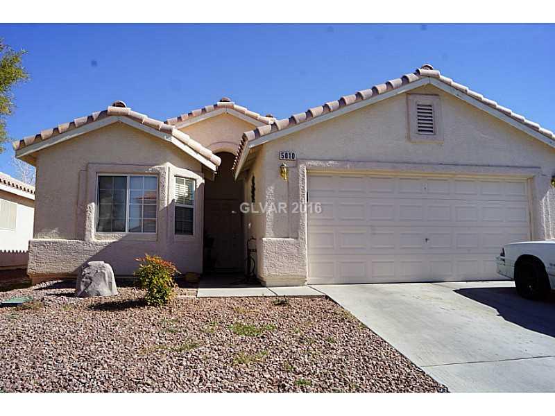 5010 Drifting Pebble St, North Las Vegas, NV